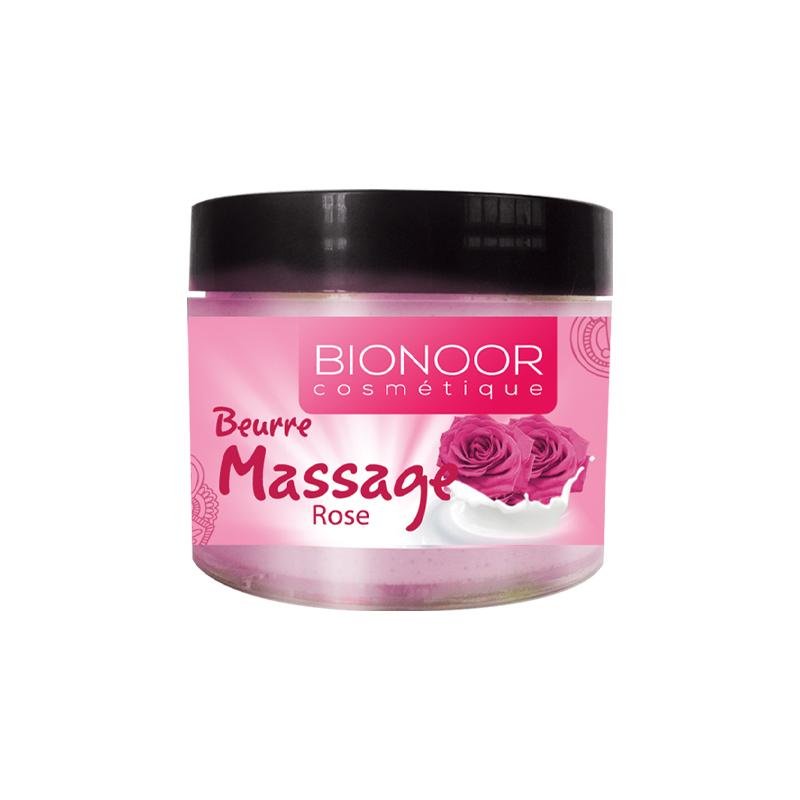 Baume Massage à la Rose