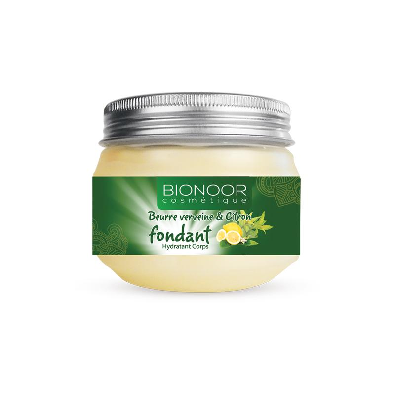 Beurre Massage Verveine & Citron 200g