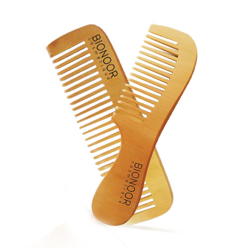 Brosse pour cheveux Artisanale en Bois