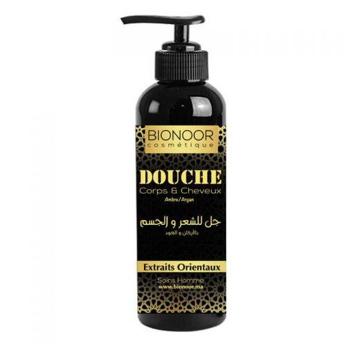 Shampoing Cheveux  à l'huile d'Argan  & OUD 400ml