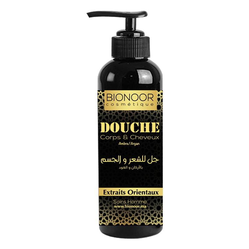 Shampoing Cheveux/Corps Argan