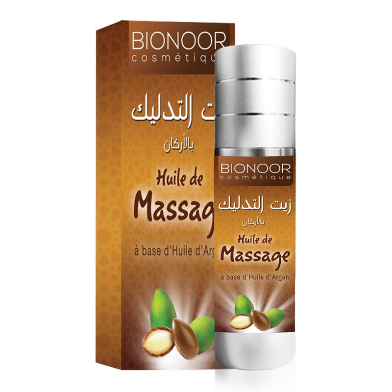 Huile Massage Argan Gardenia