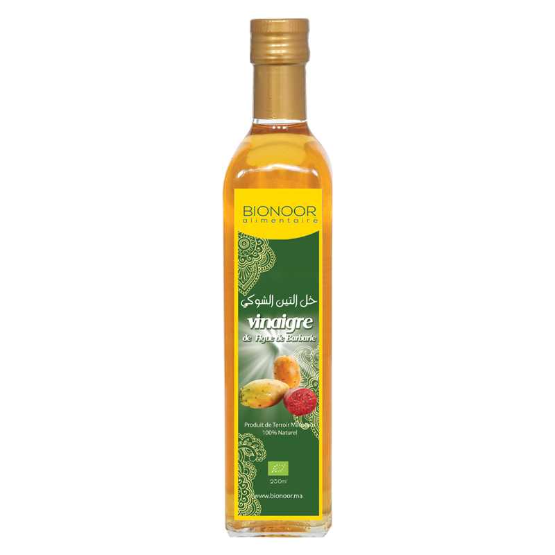 Vinaigre de figue de barbarie BIO 250ml