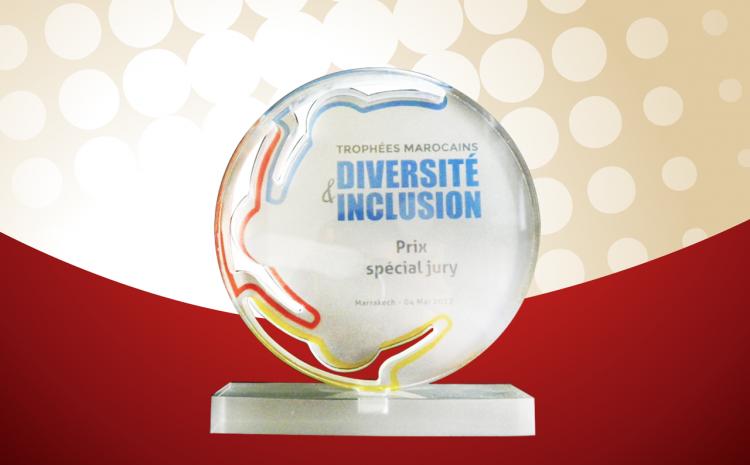 Le Trophée pour la Diversité et l'Inclusion